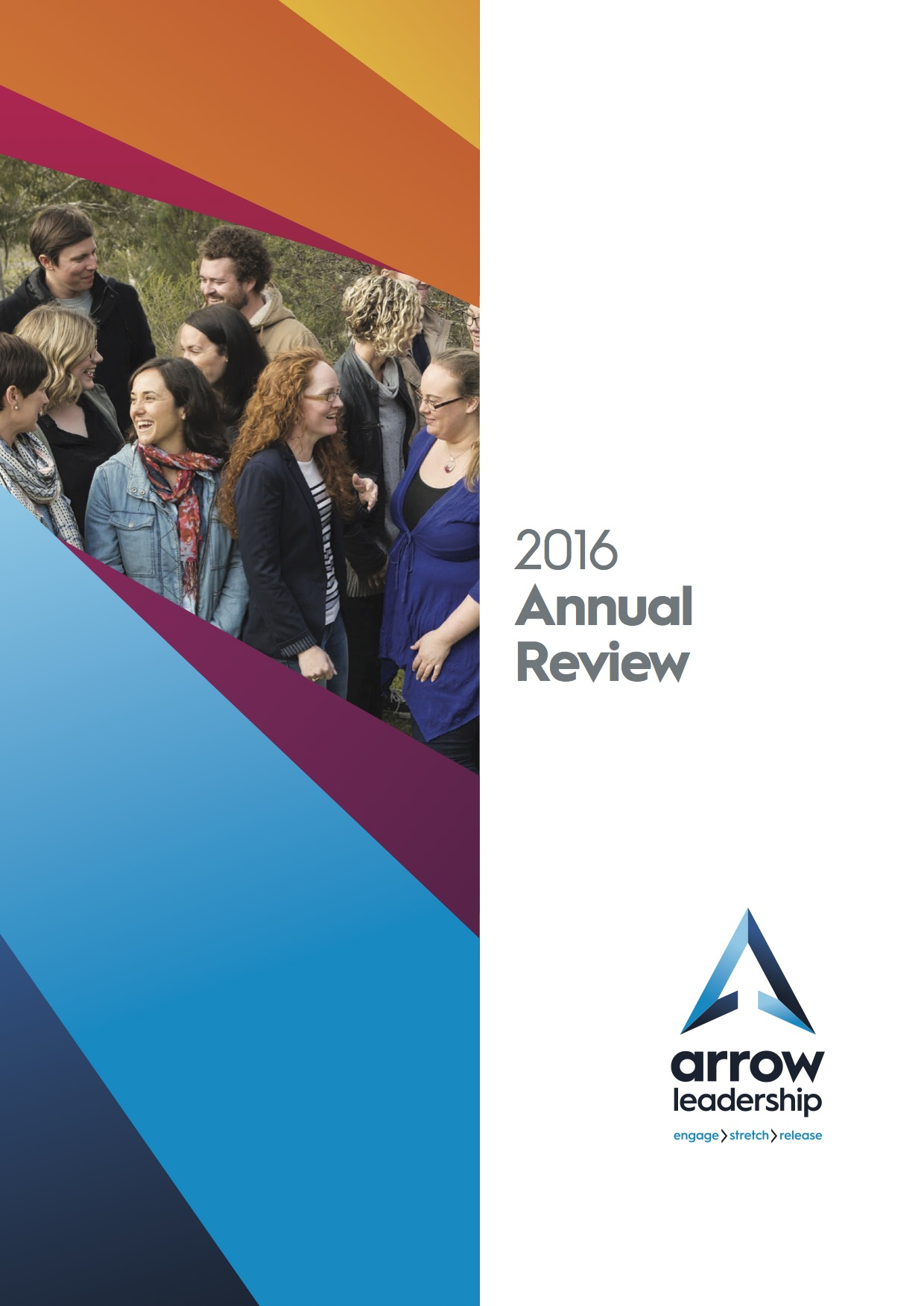 Arrow Leadership 2016 Annual Review