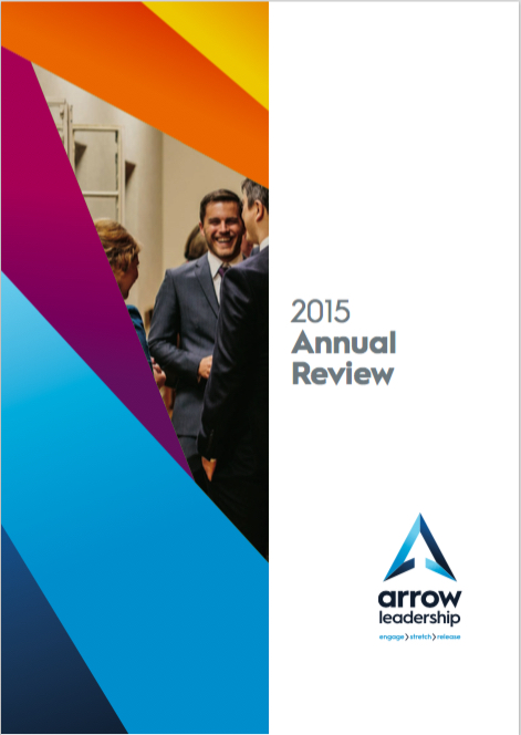 Arrow Leadership 2015 Annual Review